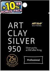 Art Clay 950 Silver - 25g + 10%
