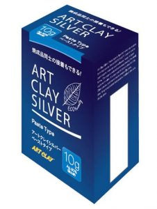 die neue Art Clay Silberpaste