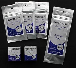 Prometheus silver 999 - alle Produkte